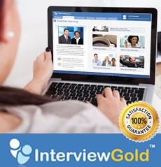 InterviewGold - Online Interview Skills Course
