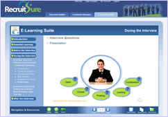 Online System for Employers and Interviewers