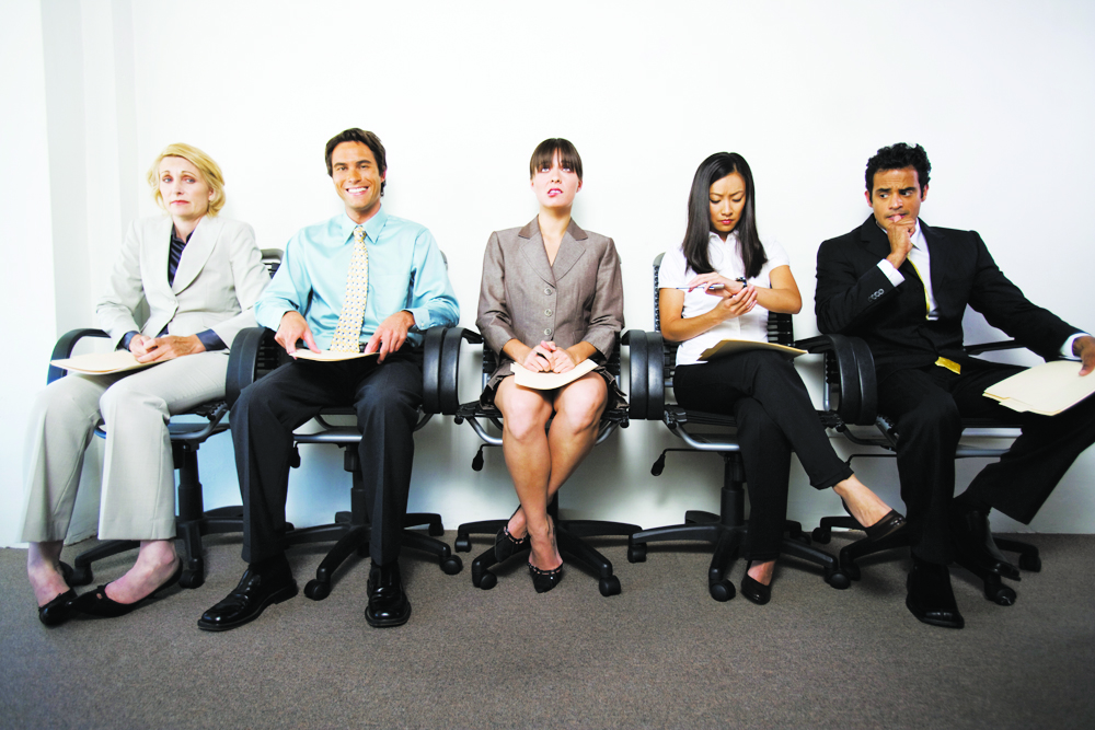 overcome interview nervousness